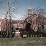 The back of the original O-School