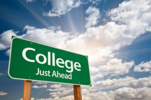 College Sign Ahead